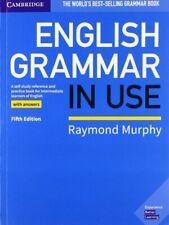 English Grammar in Use by Raymond Murphy 5th Edition 2019 [P.D.F] + Bonus