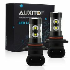 AUXITO 9006 HB4 Fog Light LED Daytime Running 6000K White Bulb 2800LM High Power