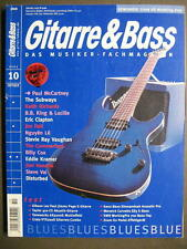 GITARRE & BASS 2005 # 10 - KEITH RICHARDS B.B. KING SUBWAYS - INCL. GUITAR PICK
