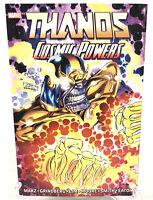 Thanos Cosmic Powers Marvel Comics NEW TPB Paperback Secret Defenders