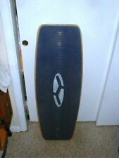 "Malibu Boats HyperLite Wakesurf Wakeboard 42"" x 15"" with 2 bottom Fins"