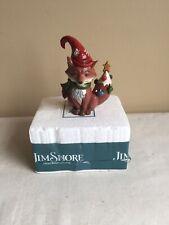 Brand New 2017 Jim Shore Heartwood Creek Christmas Fox Mini Figurine Without Box