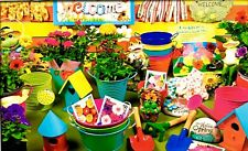 New 300 Piece Puzzlebug Puzzle Gardening Time Spring Garden Planting Flowers