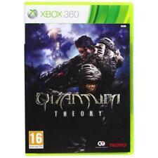 Pal version Microsoft Xbox 360 Quantum Theory