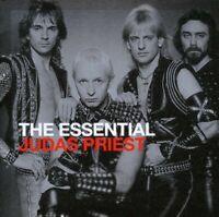 "JUDAS PRIEST ""THE ESSENTIAL- BEST OF"" 2 CD NEU"