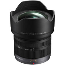 Panasonic Lumix G Vario 7-14mm F4 Aspherical Lens