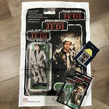 Han Towel Fan Made Celebration Teatowel Vintage Trilogo Palitoy Star Wars Solo
