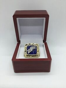 1994 San Diego Chargers Eric Moten AFC Championship Ring Set with Display Box