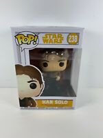 Funko Pop Star Wars - Han Solo Vinyl Bobble-Head Item