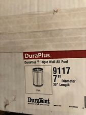 Duraplus Triple Wall All Fuel Pipe