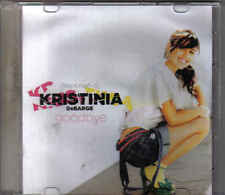 Kristinia Debarge-Goodbye Promo cd single