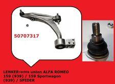 1X Manillar Derecho Inferior Alfa Romeo 159 (939) / 159 Coche Deportivo (939) /