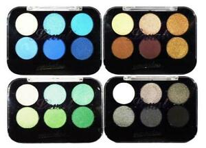 Laval 6pc Eyeshadow Palette - Choose Your Shade - Sealed 9g