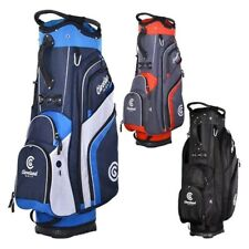 NEW Cleveland Golf 2021 Friday Cart Bag 14-way Top - Pick the Color!!