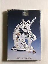 Elegance Horse Earring Holder Brass Plated
