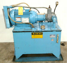 New listing Continental Pvr15 Hydraulics Polypac Pump System w/ Thermal Heat Exchanger
