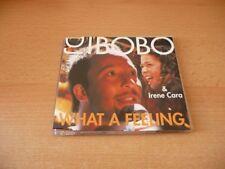 Maxi CD DJ Bobo & Irene Cara - What a feeling - Flashdance - 2000