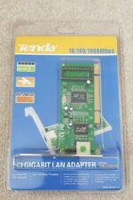 PCI Gigabit Lan Adapter 10/100/1000Mbps Tenda NEW SEALED