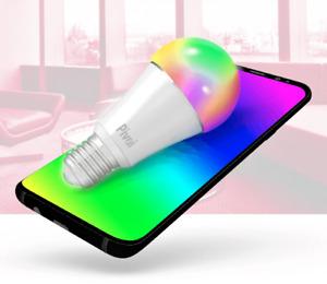Smart Light WiFi Amazon Alexa/Google Home Music Sync Color White (1 Piece)