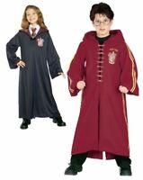Kinder Quidditch Gryffindor Robe Kostüm Party Buch Woche Tag
