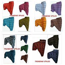 Wholesale Lot of Harem Pants 10 pcs Gypsy Baggy Indian Hippie Aladdin Deal Pant