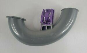 Dyson Vacuum DC07 DC14 Hose Replacement Parts U-Bend Elbow Purple Grey