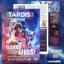 Tardis Vol 17 Issue 1 PRESALE in aid of Mermaids (Doctor Who fan magazine)