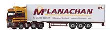 Corgi CC15212 1:50 Escala Man TGX Reefer-mclanachan Transporte Vagón limitada