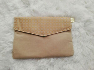 BVLGARI Exclusively For Emirates Amenity Kit Pouch Makeup/Cosmetics Bag Travel