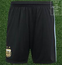 Official adidas Argentina Home Shorts Black - AFA Football - Mens - All Sizes