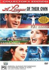 A League Of Their Own DVD TOP 1000 Tom Hanks Geena Davis Madonna BRAND NEW R4