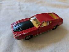 Ford Mustang Mach I - Corgi Toys Whizzwheels 391 England *32502