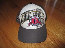 New Era 2013 WORLD SERIES CHAMPIONS BOSTON RED SOX On-Field (One Size) Cap