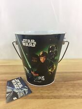 Star Wars Return Of The Jedi Tin Bucket (2010) - Star Wars Small Tin Pail