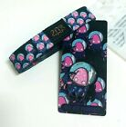 ZOX **TIPPI TAPERONI** Silver Single Large MONSTER Wristband w/Card & Pin