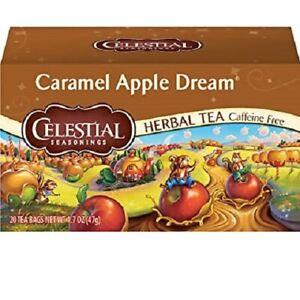Celestial Seasonings Tea Caramel Apple Dream