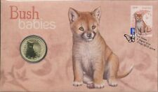 Australia: 2011 Dingo $1 PNC, Cat $20!!!  Bush Babies  Issue price $15.95