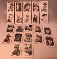 """The THREE STOOGES (2005) Complete 10 UNCUT STRIPS of """"REPRO SKETCH CARDS"""" promo"""