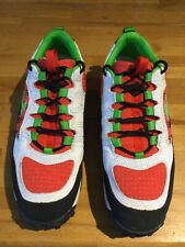 Nike Zoom Air Trail Shoes Ice Spikes Sole Winter Conditions UK 7.5 EU 42