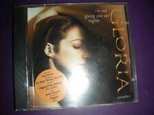 RARE Remixes  GLORIA ESTEFAN - I'm Not Giving You Up / Higher - CD