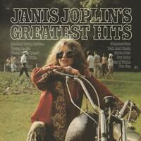 Janis Joplin - Greatest Hits [Latest Pressing] LP Vinyl Record Album New Sealed