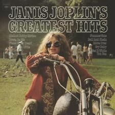 Janis Joplin - Greatest Hits [Latest Pressing] LP Vinyl Record Album New Sealed