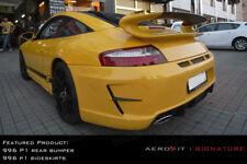 PORSCHE 911 996 Aerokit P1 REAR BUMPER bodykit