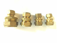 REDUCER BRASS COMPRESSION REDUCING COUPLING