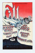 Bill Graham 126 Postcard Albert King Ten Years After Canned Heat 1968 Jun 25