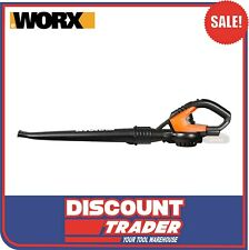 WORX WG549E.9 20V MAX Cordless Lithium-ion Blower PowerShear – Tool Only