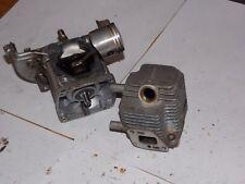 Echo SRM2100 1E Used Trimmer Parts Crankcase Cylinder Piston Kit 10020451031 486