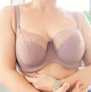 Sculptresse VTG style Bra LARGE CUP sizes E - GG Underwire Soft Cup NWT MRSP $66