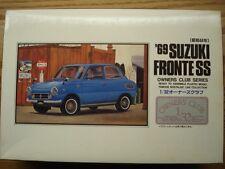 ARII 1:32 Scale '69 Suzuki Fronte SS Model Kit - New & Rare - Kit No 30