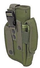MOLLE OD Green Ambidextrous Gun Holster BB Airsoft Pistol Hand Tactical 5806